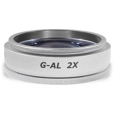 SCIENSCOPE NZ Objective Lens (2X) NZ-LA-20