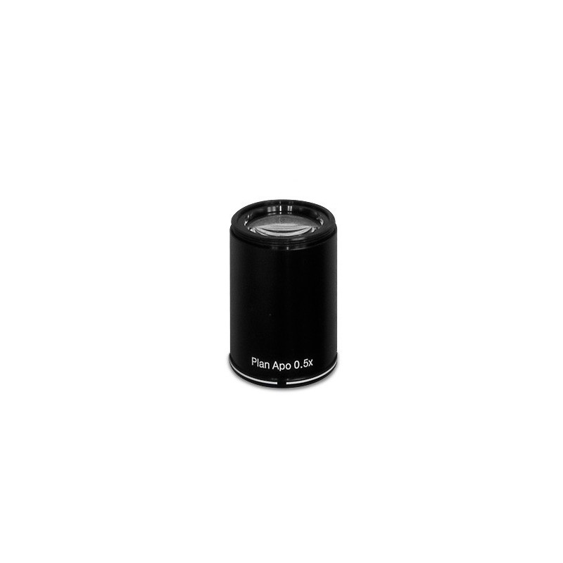 SCIENSCOPE E-Series Objective Lens (0.5X Apo)