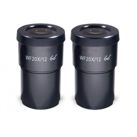 SCIENSCOPE SSZ Eyepieces (20X) - Pair EM-LE-W20
