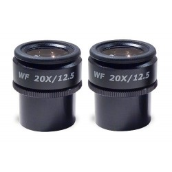 SCIENSCOPE NZ & ELZ Eyepieces (20X) - Pair NZ/ELZ-LE-W20