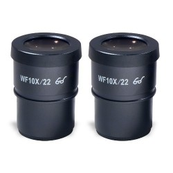 SCIENSCOPE SSZ Eyepieces (10X) - Pair EM-LE-W10