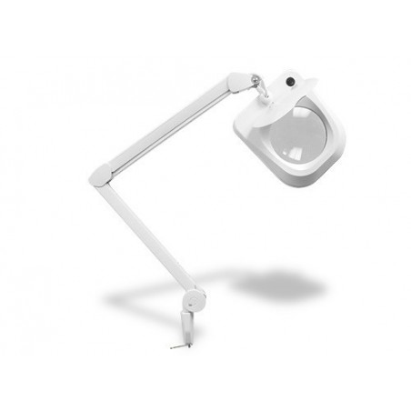 SCIENSCOPE ML-5000 LED Magnifier with 5-Diopter Lens ML5-5D-LED