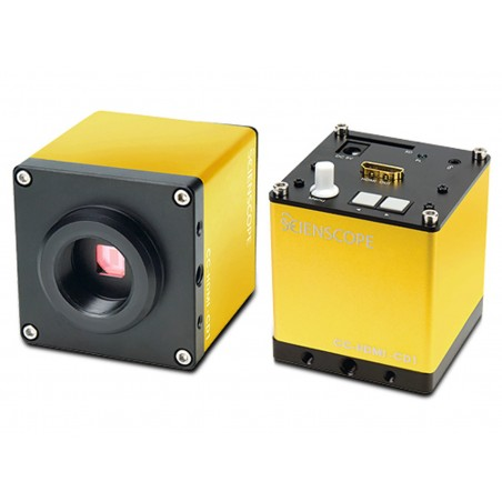Scienscope 1080p HD Camera HDMI Output & Image Capture CC-HDMI-CD1