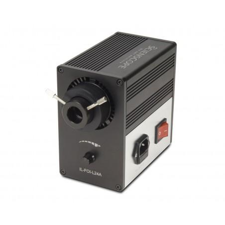 SCIENSCOPE LED Fiber Optic Illuminator IL-FOI-L24A