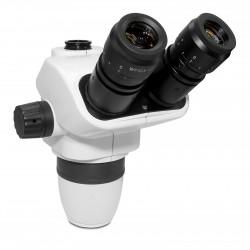 SCIENSCOPE NEW SSZ-II Stereo Zoom Trinocular Microscope Body SZ-BD-T3A