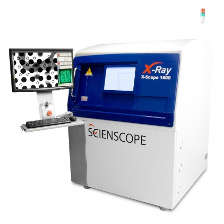 SCIENSCOPE X-SCOPE-1800 X-Scope 1800 X-Ray Cabinet Inspection System