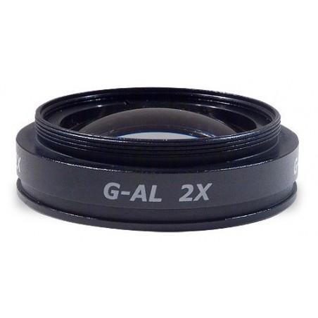 SCIENSCOPE ELZ-LA-20 ELZ Objective Lens (2X)