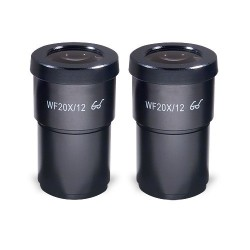 SCIENSCOPE SSZ Eyepieces (20X) - Pair