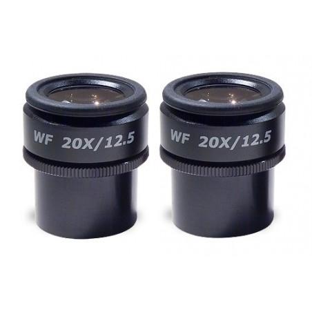SCIENSCOPE NZ/ELZ-LE-W20 NZ & ELZ Eyepieces (20X) - Pair