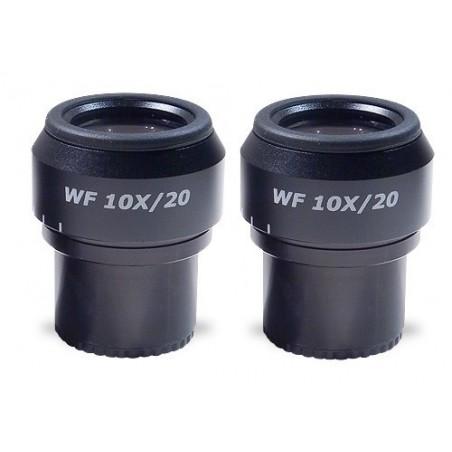 SCIENSCOPE NZ/ELZ-LE-W10 NZ & ELZ Eyepieces (10X) - Pair