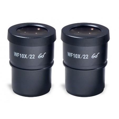 SCIENSCOPE EM-LE-W10 SSZ Eyepieces (10X) - Pair