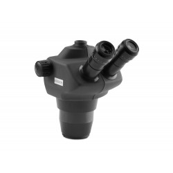 SCIENSCOPE ESD Safe NZ Series Stereo Zoom Trinocular Microscope - NZ-BD-T3-ESD