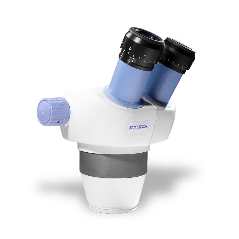 SCIENSCOPE ELZ Stereo Zoom Binocular Microscope Body