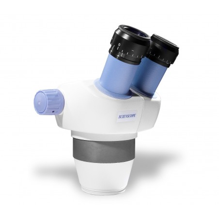 SCIENSCOPE ELZ-BD-B2 ELZ Stereo Zoom Binocular Microscope Body