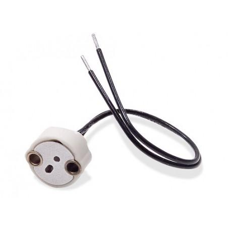 SCIENSCOPE IL-FOI-150-LS Lamp Socket for Illuminator