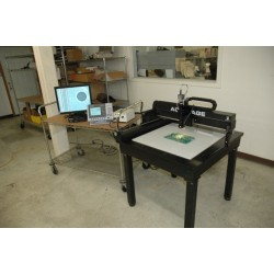 Acu-Gage Large Format Measuring System