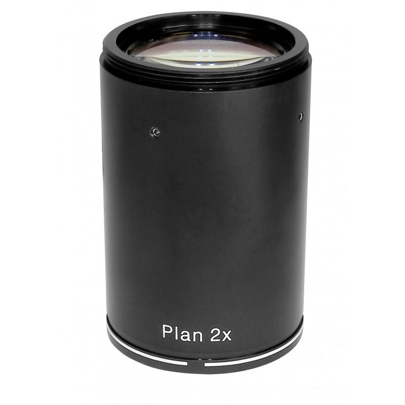 SCIENSCOPE E-Series Objective Lens (2X)