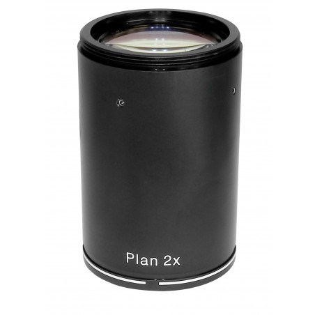SCIENSCOPE CMO-LA-20 E-Series Objective Lens (2X)