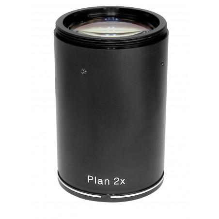 SCIENSCOPE E-Series Objective Lens (2X) CMO-LA-20