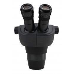 SCIENSCOPE ESD Safe NZ Series Stereo Zoom Binocular Microscope - NZ-BD-B2-ESD