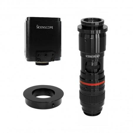 AutoFocus camera and Micro lens bundle