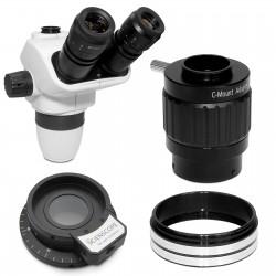 SSZ-II Microscope with High...